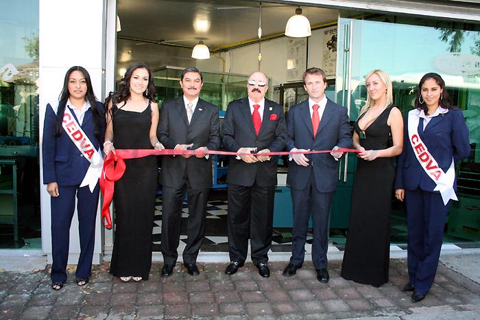 Inauguran Delphi Y Grupo Cedva Centro De Entrenamiento