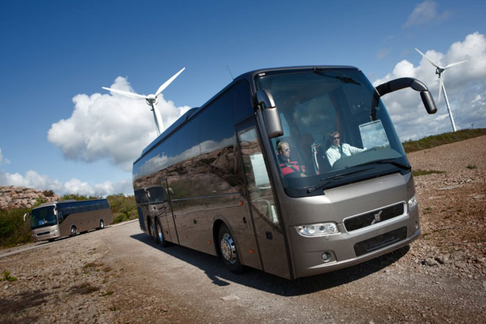Aumentan Las Ventas Y Beneficios De Volvo Buses