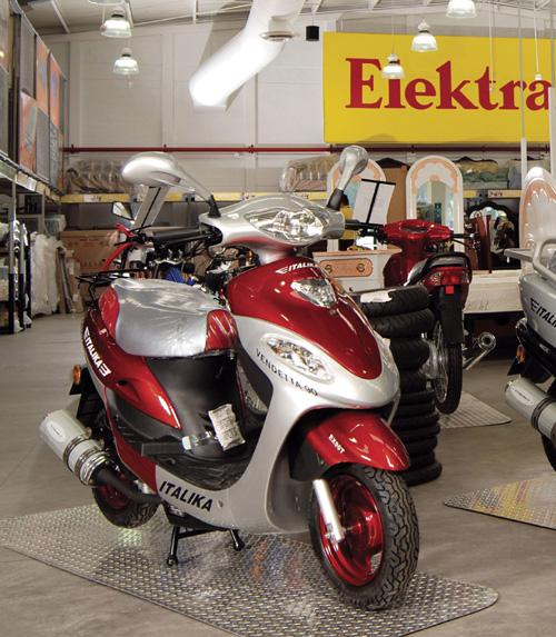 Motocicletas Italika Anuncia La Expansi 243 N De Sus Canales