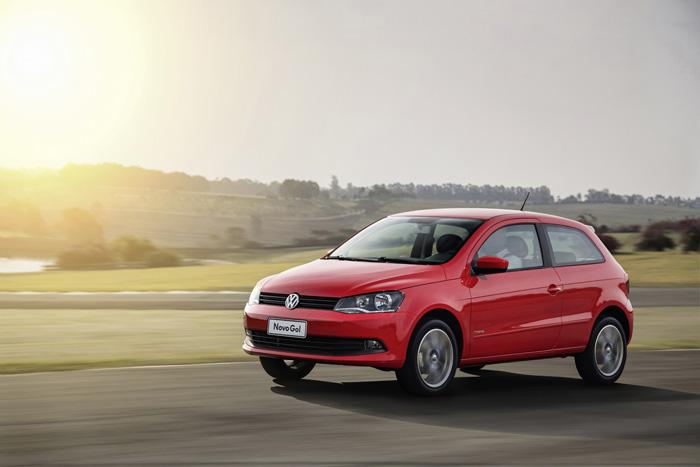 Volkswagen Presenta El Gol De Dos Puertas En Brasil