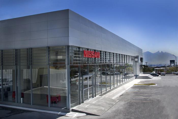 Nissan Abre Nuevos Distribuidores En Nuevo Le 243 N