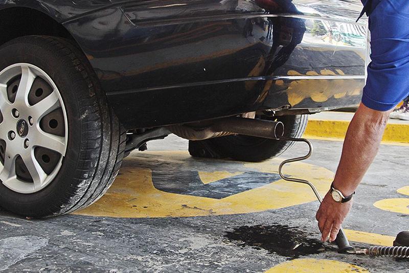 Pruebas de gases a vehículos en verificentros serán para estadísticas