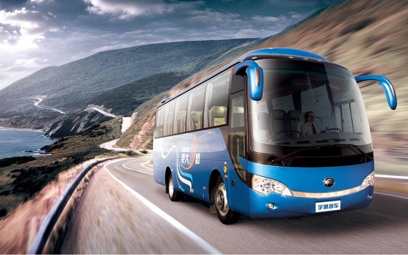 Fabricante chino de autobuses experimenta auge en for Motores y vehiculos phoenix