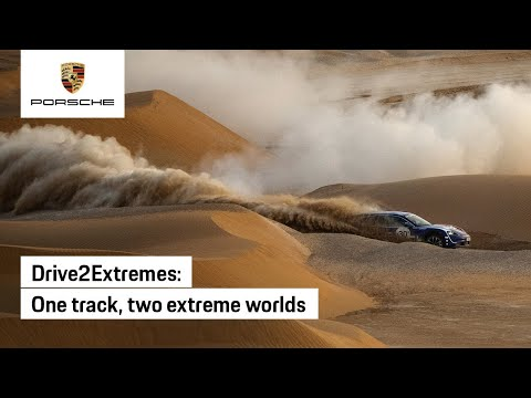 Embedded thumbnail for Drive2Extremes: Taycan Cross Turismo x Johnny FPV
