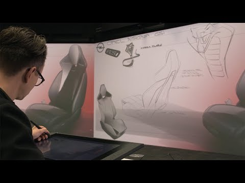 Embedded thumbnail for New Opel Performance Sport Seat: Tailored for the Insignia GSi