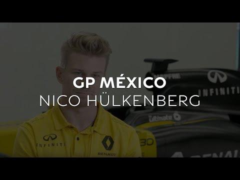 Embedded thumbnail for Nico Hülkenberg | Lo que más le gusta del GP México