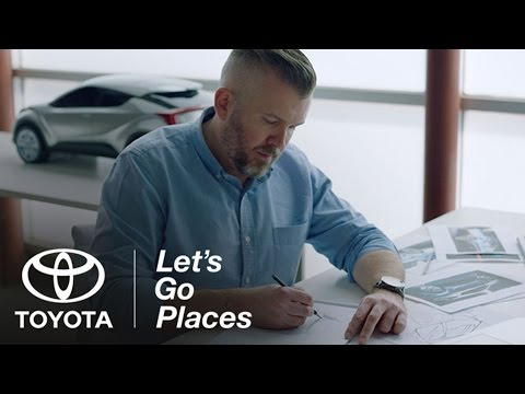 Embedded thumbnail for A Passion for Design – Ian Cartabiano | The First-Ever Toyota C-HR | Toyota