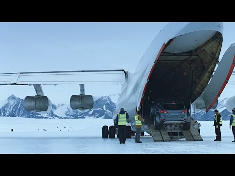 "Embedded thumbnail for Hyundai ""Shackleton's Return""- Main film"
