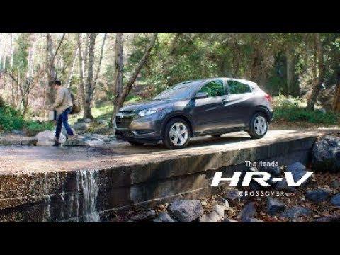 Embedded thumbnail for The Honda HR-V LX Crossover: Surfer, Scientist