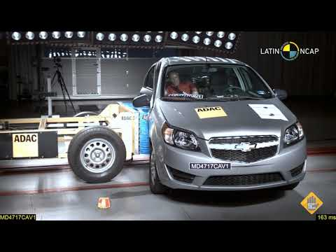 Embedded thumbnail for Chevrolet Aveo + 2 Airbags