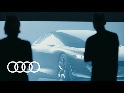 Embedded thumbnail for The making of the Audi grandsphere concept | A documentary