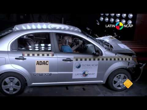 Embedded thumbnail for Chevrolet Aveo - NO Airbags