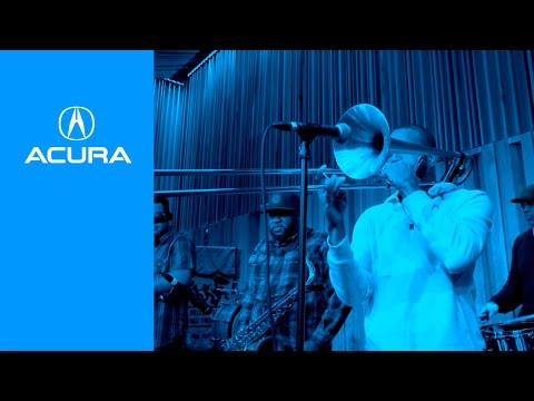 Embedded thumbnail for Acura – Jazz Fest – Trombone Shorty Foundation