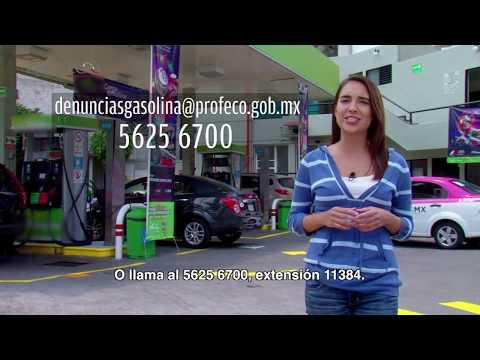 """Embedded thumbnail for Recomendaciones al cargar gasolina. """"Revista del Consumidor TV"""" 41.1"""