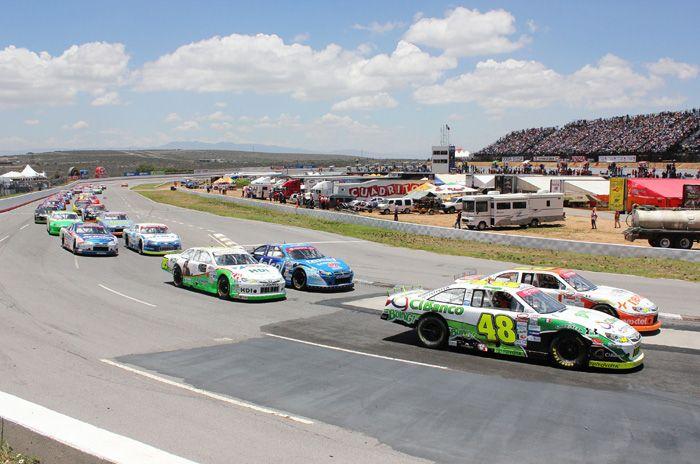 San Luis Potosí, la ciudad con más carreras de NASCAR Toyota Series ...