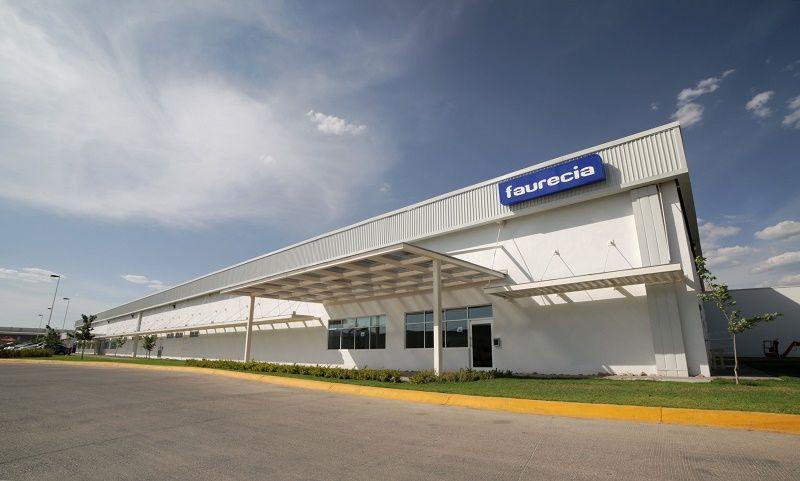 Faurecia celebra la apertura de dos nuevas plantas de producci n en san luis potos - Faurecia interior systems ...