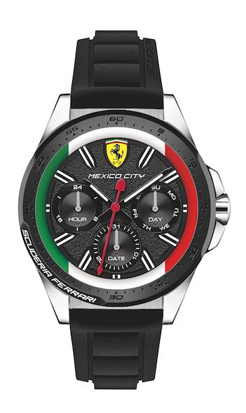 d1d29d08116e Scuderia Ferrari relojes te lleva a la Fórmula 1