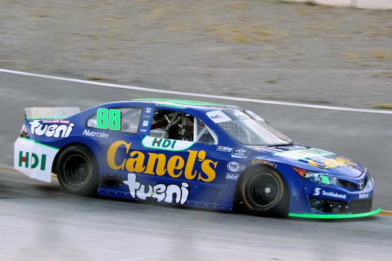 Consigue Rubén García Jr la pole de NASCAR Chihuahua ...