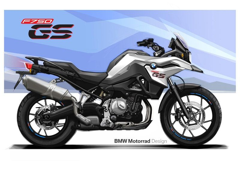 nuevas bmw f 750 gs y f 850 gs. Black Bedroom Furniture Sets. Home Design Ideas