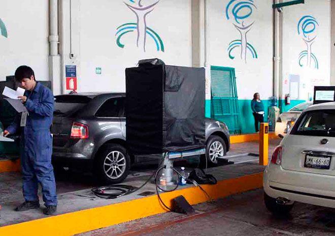 Suman Más De 43 000 Verificaciones Vehiculares En La Cdmx