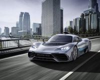 A Mercedes-AMG Project ONE