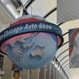 Salón del Automóvil de Chicago 2017