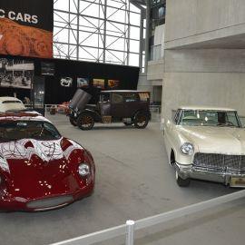 Salón del Automóvil de Nueva York 2017