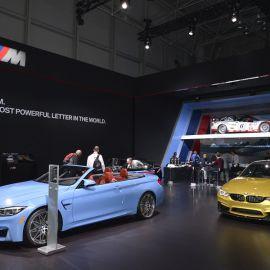 BMW en el Salón del Automóvil de Nueva York