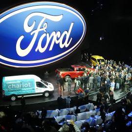 Ford en el Salón del Automóvil de Norteamérica 2017