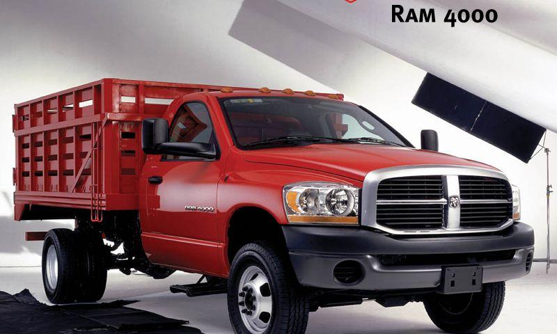 Ram 4000 Portalautomotriz Com