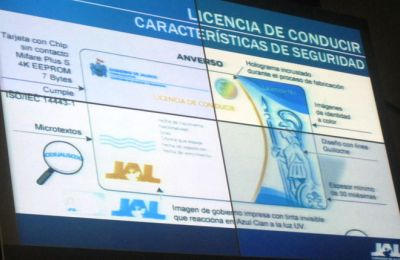 Secretaría De Vialidad De Jalisco Presenta Nueva Licencia De