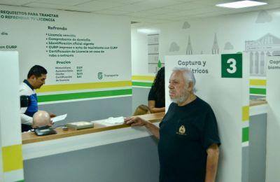 Abre Módulo De Licencias De Conducir En Guadalajara
