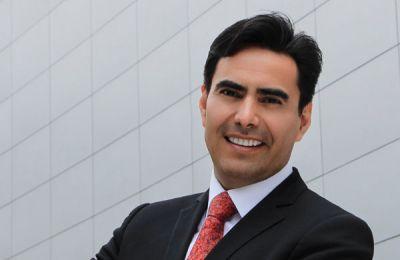 José Martínez, vocero de e-movilidad.