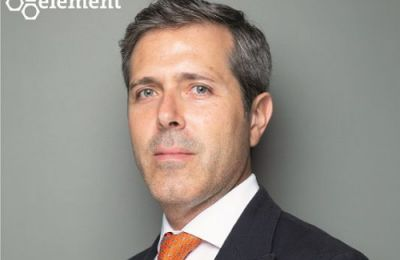 David Madrigal, presidente de Element Fleet México.