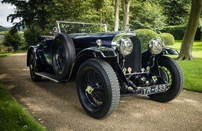 1926 Bentley Sports coche de 6,5 litros