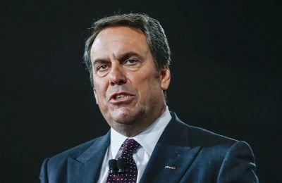 En la imagen, Mark Reuss, presidente de GM.