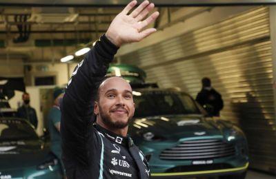 Lewis Hamilton (Mercedes) - 01 - 260921