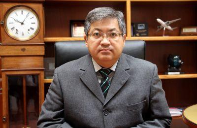 Alberto Hernández Unzón, coordinador general del Servicio Meteorológico Nacional (SMN)