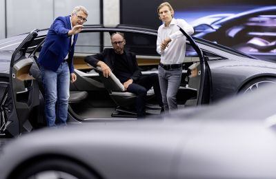 Entrevista a Marc Lichte, director de Diseño en Audi