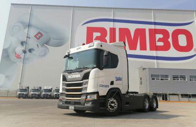 Scania - Bimbo - México - 01- 300429