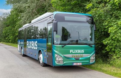 Iveco Bus Crossway GNC