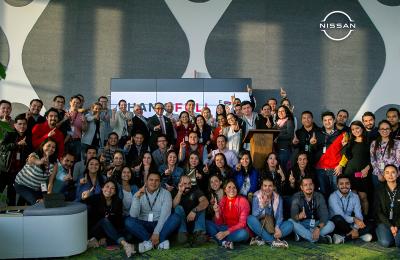 Para Nissan es de gran valor anunciar su afiliación a Pride Connection, una red de empresas que busca promover espacios de trabajo inclusivos para la diversidad sexual y generar lazos para la retención de talento LGBT+.