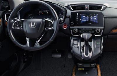 Honda Tablero