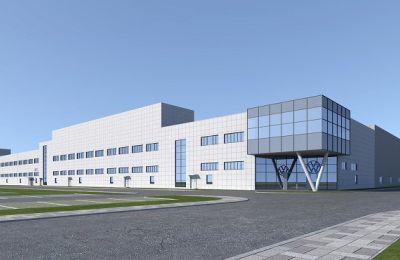 Comienza la construcción de una nueva planta de coches eléctricos en China