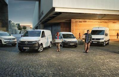 Los resultados de Volkswagen Vehículos Comerciales en 2020 se ven afectados por la pandemia
