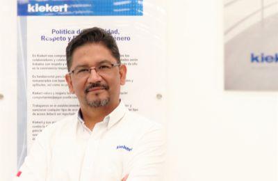 René Bonilla, director de Recursos Humanos de Kiekert México.