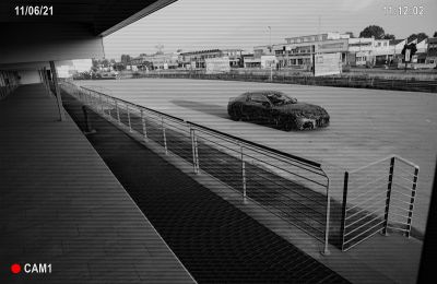 Maserati GranTurismo camuflado