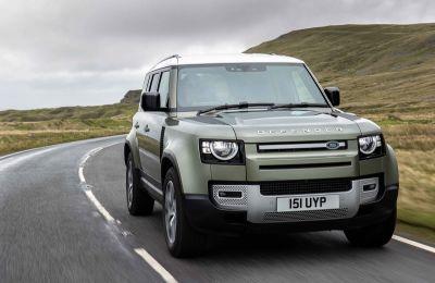 Jaguar Land Rover anuncia un prototipo propulsado por hidrógeno para el nuevo Land Rover Defender