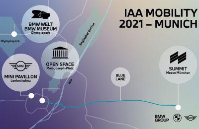 BMW Group en el IAA MOBILITY 2021