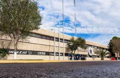 Planta Motores Saltillo Norte